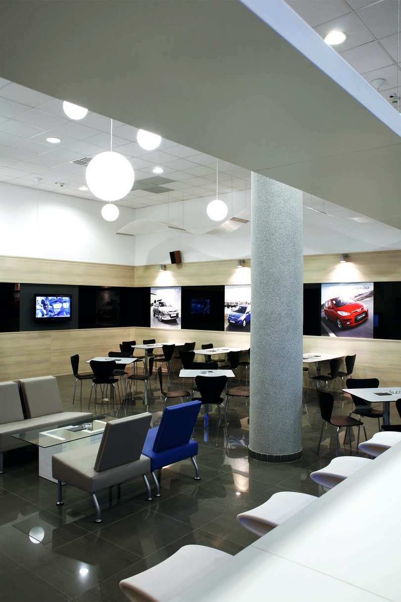 Hyundai Cafe