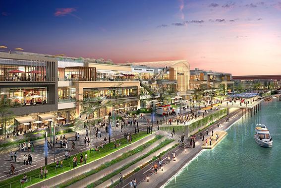 BW Galerija Shopping Mall