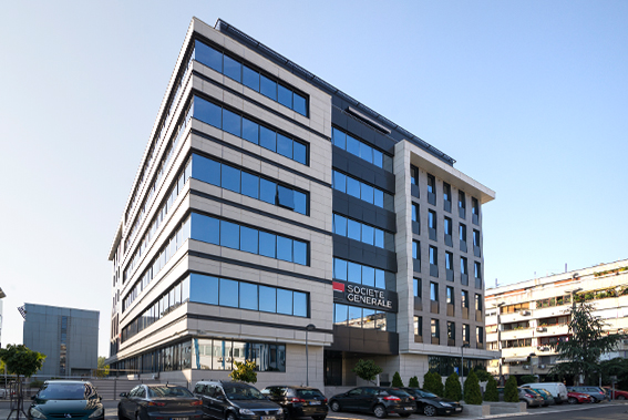Societe Generale Belgrade Head Office